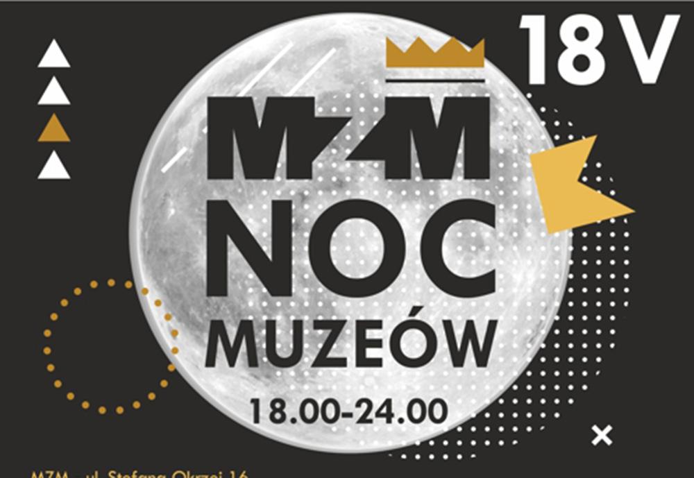 Noc Muzeów 2019 wMZM