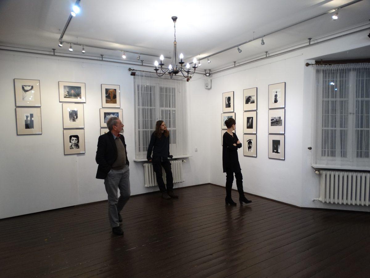 Beksiński od Fotografii do fotomontażu komputerowego