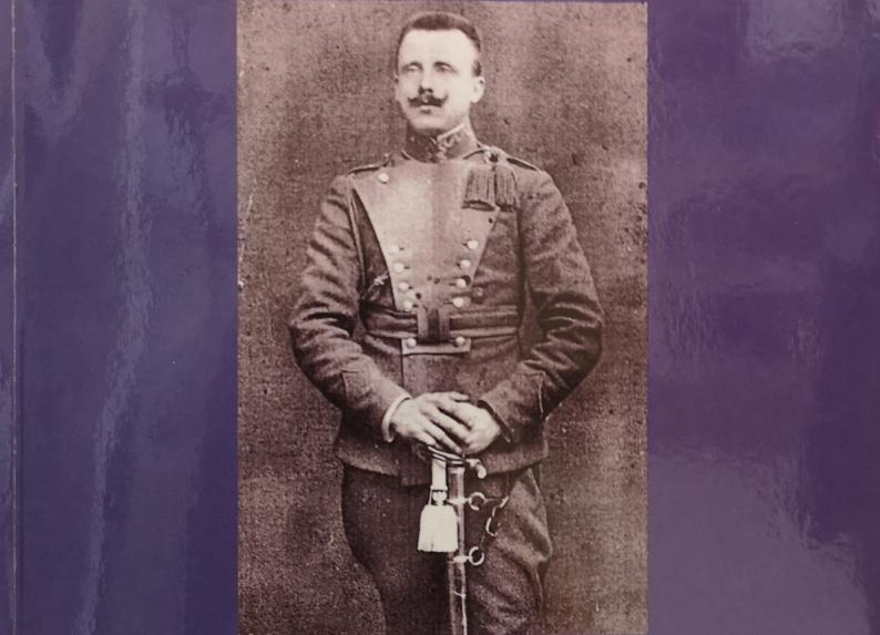 Rotmistrz Janusz Olszamowski 1887-1920