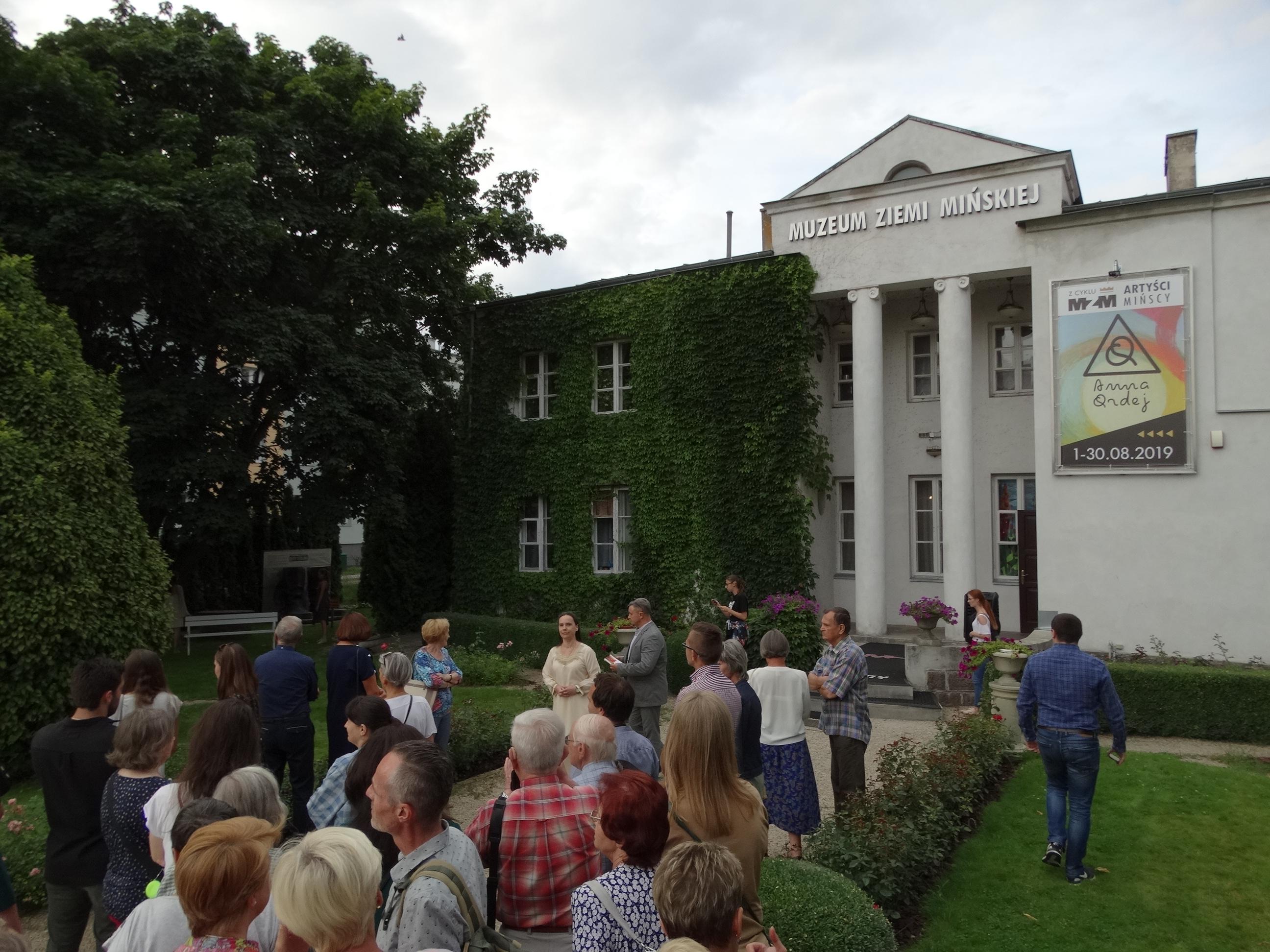 Anna Kurdej – Wernisaż wystawy 1.08.2019