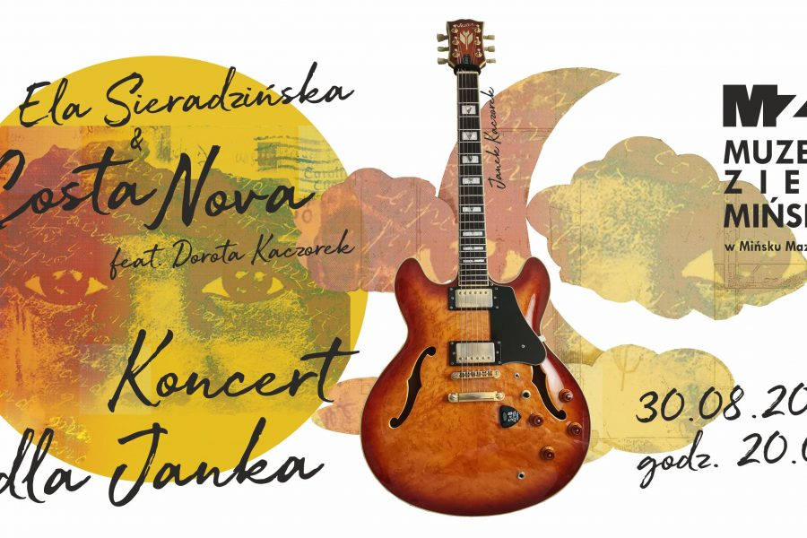 Costa Nova – Koncert dla Janka K.
