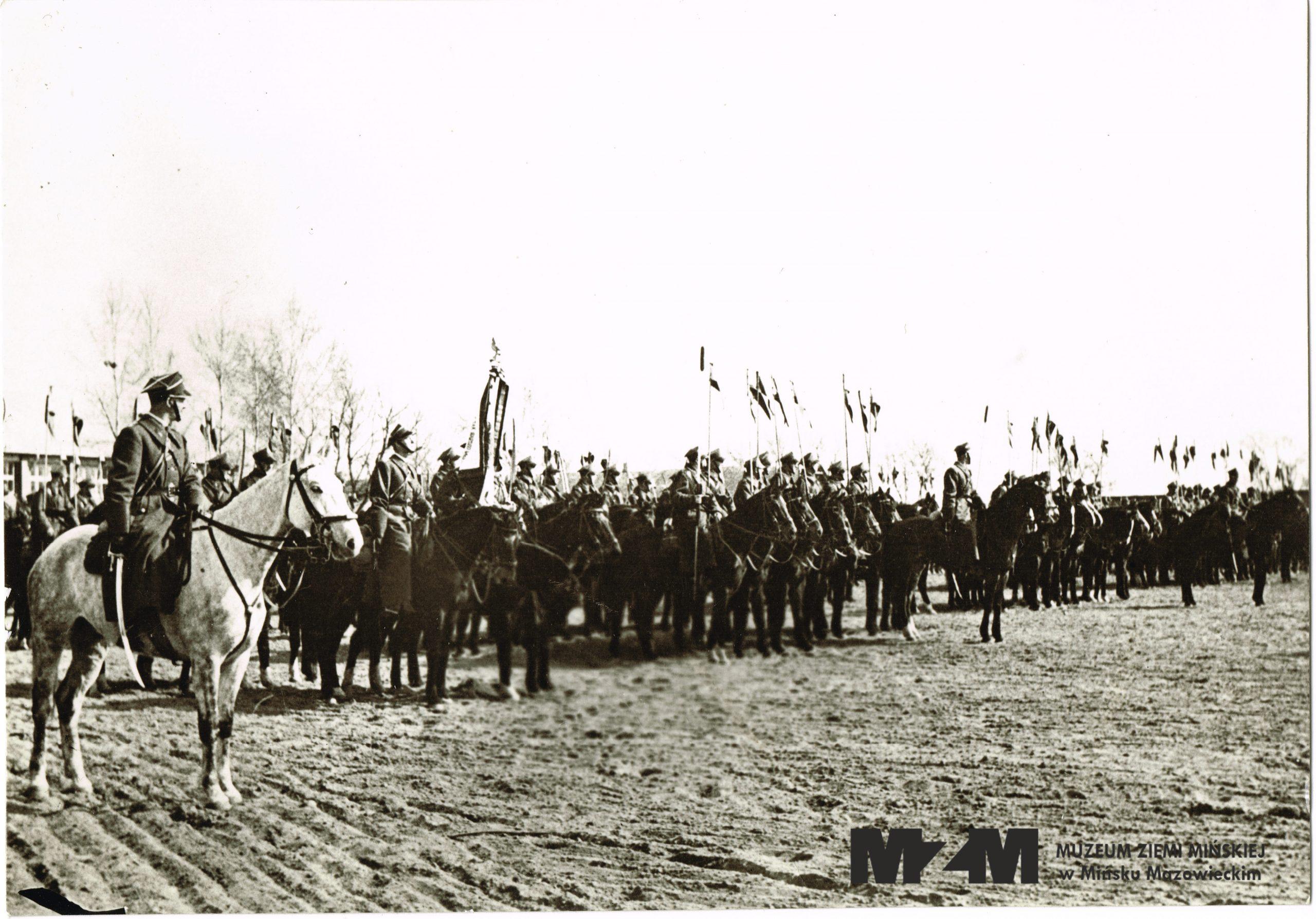 100. rocznica odznaczenia sztandaru 7. Pułku Ułanów Lubelskich orderem Virtuti Militari