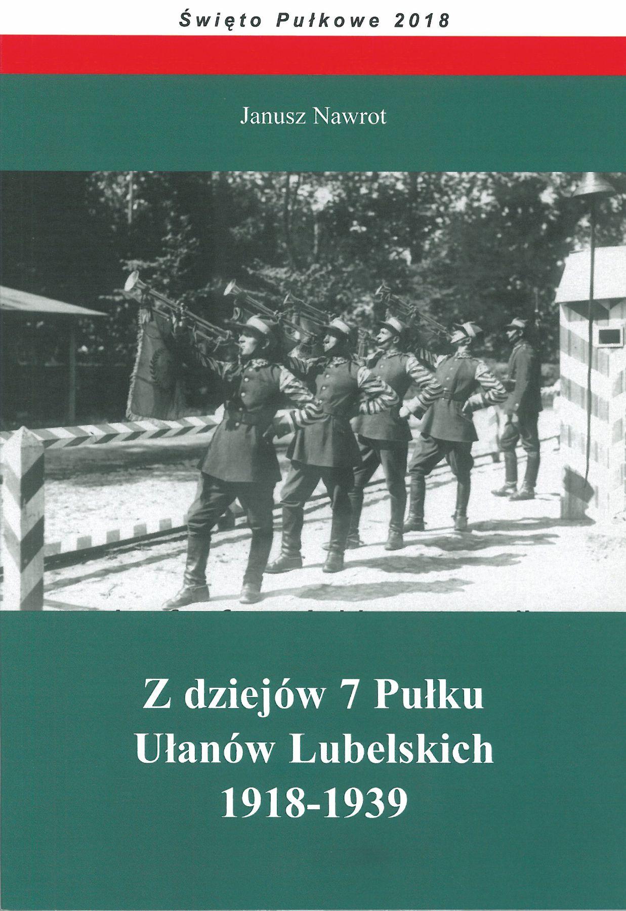 Zdziejów 7 Pułku Ułanów Lubelskich 1918-1939