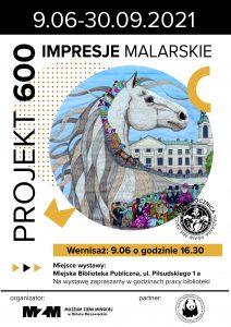 Projekt 600 - impresje malarskie
