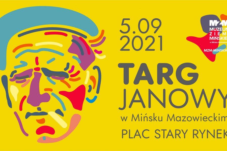 Targ Janowy naStarym Rynku wMińsku Mazowieckim