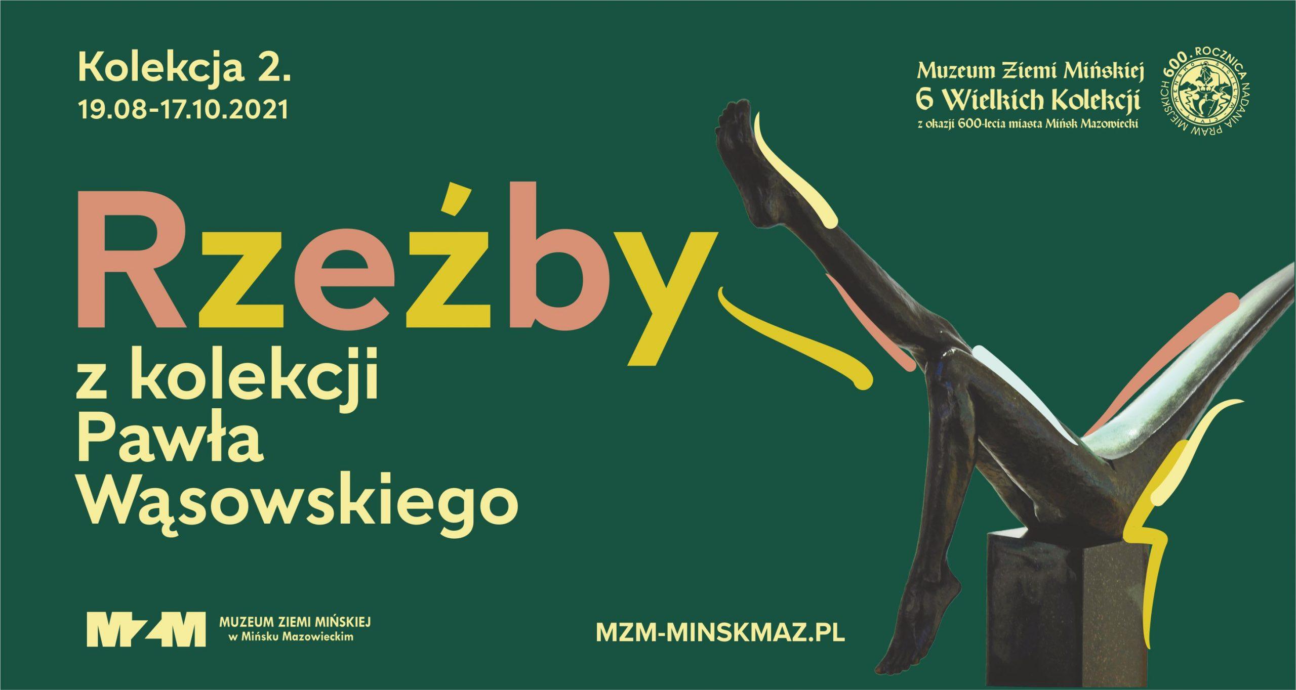 Rzeźby zkolekcji Pawła Wąsowskiego